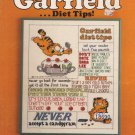 Garfield Diet Tips! Cross Stitch Pattern - Millcraft Inc GCS-DIET