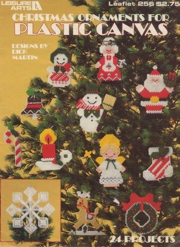 Christmas Ornaments For Plastic Canvas Patterns Leisure