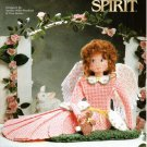 Plastic Canvas Heavenly Messengers Spirit Pattern The Needlecraft Shop 943304