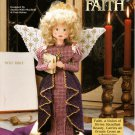Plastic Canvas Heavenly Messengers Faith Pattern The Needlecraft Shop 943303
