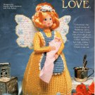 Plastic Canvas Heavenly Messengers Love Pattern The Needlecraft Shop 943305