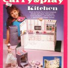 Plastic Canvas Fashion Doll Carry & Play Kitchen - The Needlecraft Shop 933736