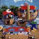 Plastic Canvas Noah's Ark - American School of Needlework 3180