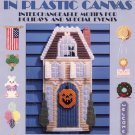 Home for the Holidays in Plastic Canvas Leaflet 1266 Leisure Arts