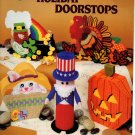 Plastic Canvas Holiday Doorstops Patterns American School of Needlework 3065