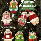 Plastic Canvas Bunny Ornaments Patterns American School of Needlework 3079