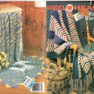 Red Heart Knit Warmth Pattern Book  Art. J14 Book 1428