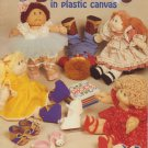 Doll Shoes in Plastic Canvas Patterns American School of Needlework 3043