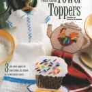 Annie's Plastic Canvas Towel Toppers Patterns 888074