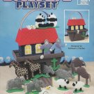 Plastic Canvas Noah's Ark Playset - Annie's Attic 870931