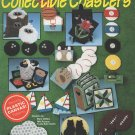Collectable Coasters Patterns - The Needlcraft Shop 903301 Plastic Canvas