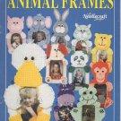 Plastic Canvas Animal Frames Patterns - The Needlecraft Shop 89PH6