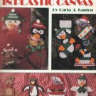 Christmas Critters in Plastic Canvas Patterns  Leisure Arts 1314