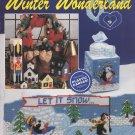 Winter Wonderland - winning Plastic Canvas Patterns - The Needlecraft Shop 903302