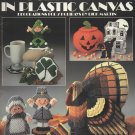 Holiday Time In Plastic Canvas Leisure Arts Leaflet 1092