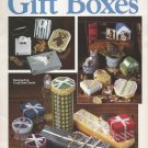 Plastic Canvas Gift Boxes Patterns - The Needlecraft Shop 90PH9