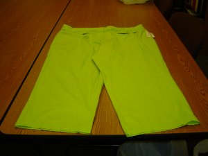 NWT Sz 2XL Green Giorgiana Dress Pants