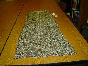 NWT sz 10 Dress Cat Pattern