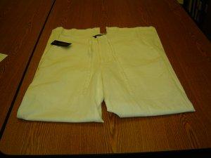 NWT sz small Womens White Linen Pants