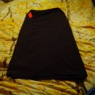 NWT sz 20 Black Skirt
