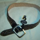 NWT sz S Steve Madden Leather Reversible Belt