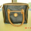 MONIQUE HANDBAG Black/Brown $40.00 FREE Shipping