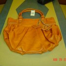 Golden Brown Purse Large NWT $24.00 FREE SHIPPING