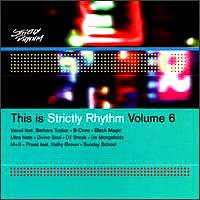 This Is Strictly Rhythm Vol.6