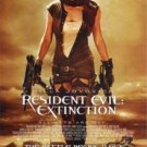 2x RESIDENT EVIL 3 Milla Jovovich Promo Movie Postcard