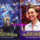 2x Mr Magorium's W Emp Natalie Portman Movie Postcard
