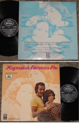 Asian Malay Hapuslah Airmata KILLER GROOVE FUNK LP 9847(240)