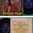 Roha & The SANGAM BOYS Malay pop beat EP #1043 (593)