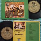 Malaysia The BURGLARS Malay pop psych rock EP #8786 (591)