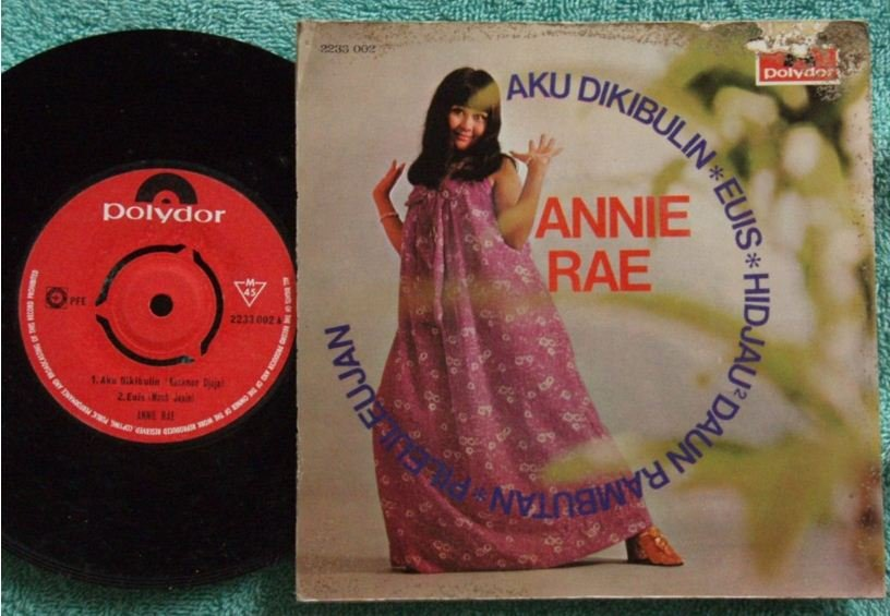 Indonesia Annie RAE Malay pop beat EP 2233002 (175)