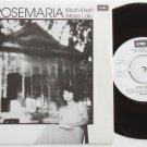 Singapore Malaysia Malay ROSEMARIA EMI NM Promo SP #1605 (347)