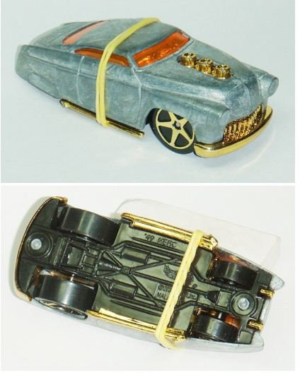 Hotwheels prototype zamac unspun '49 MERC (8)