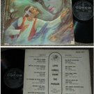 India Bollywood Love Songs from The PUNJAB Odeon LP #2011 ( 171)  $35.90