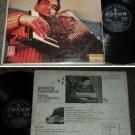 India Bollywood ENOCH DANIELS Piano Accordion LP #4108 (168)