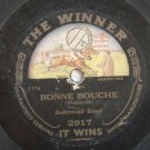 British 78rpm Bohemian Band The Winner 2917 (131)