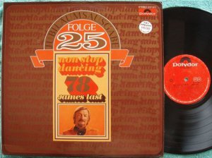 JAMES LAST non stop dancing Malaysia Singapore 12in LP #2371871(258)
