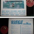 The CHALLENGERS Guitar Freak Surf Australia LP #7599(245)
