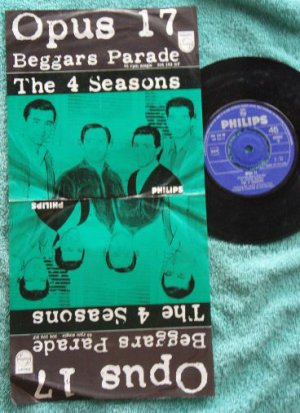 The 4 SEASONS Opul 17/Beggars Parade Holland SP #304102(712)