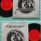 STEPPENWOLF Straight Shootin Woman Malaysia PS #2759(727)