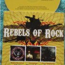 Velvet Revolver /Ozzy Osbourne/Scorpions Malaysia Promo CD (33)