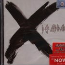 "DEF LEPPARD ""Now"" sealed Malaysia CD 1392 (19)"