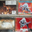 "1993 UK CD - IRON MAIDEN ""A Real Live one"" 7814562 (12)"