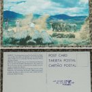 60's Pan American World Airways postcard-Mexico #103-S1
