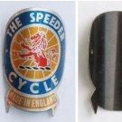 Vintage Bicycle badge England SPEEDER CYCLE #S7
