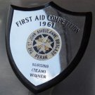 1961 Malaya St John Ambulance Brigade Winner team badge C-R6