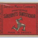 4 diff Matchbox label-Singapore 222, Legs #MA4-S7